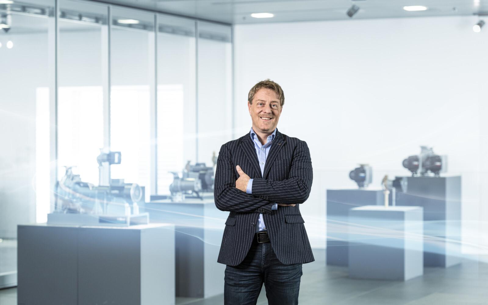 Roger Weber, CEO